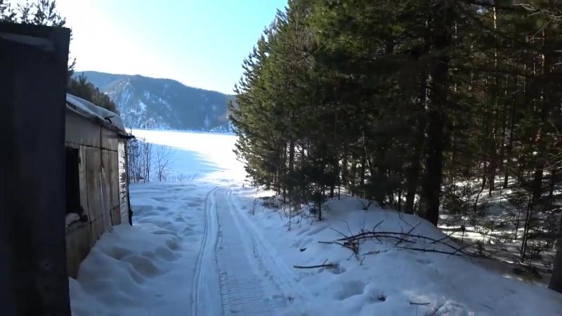 Abvgat 2 2 По Мане через горы к морю КВХ Бахта Поход Одиночный зимний маршрут