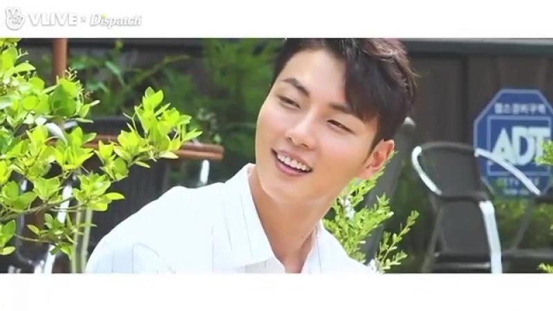 Yoon Shi Yoon for Naver x Dispatch .mp4