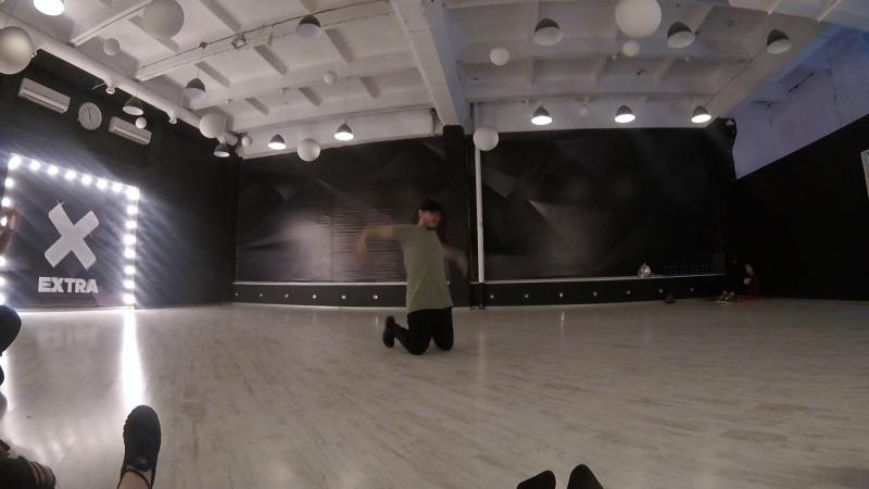 John Legend – Surefire Choreography by Astrakhantsev Vyacheslav(Соло)