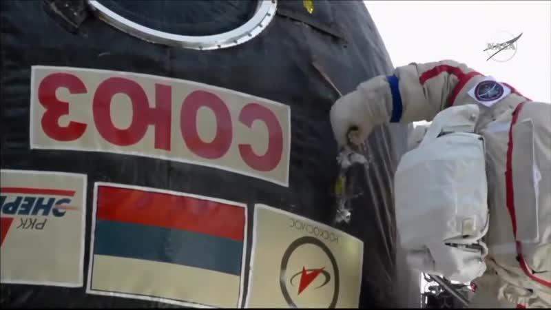 космонавты - сердце кровью обливается! (с)