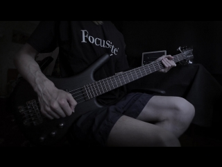 Dimmu Borgir - Blessing Upon The Throne of Tyranny (bass cover)