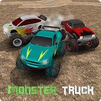 Monster Truck Race [Мод: много денег]
