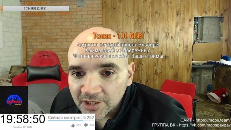 Привет Эльвире Хамматовой от Андрея Щадило