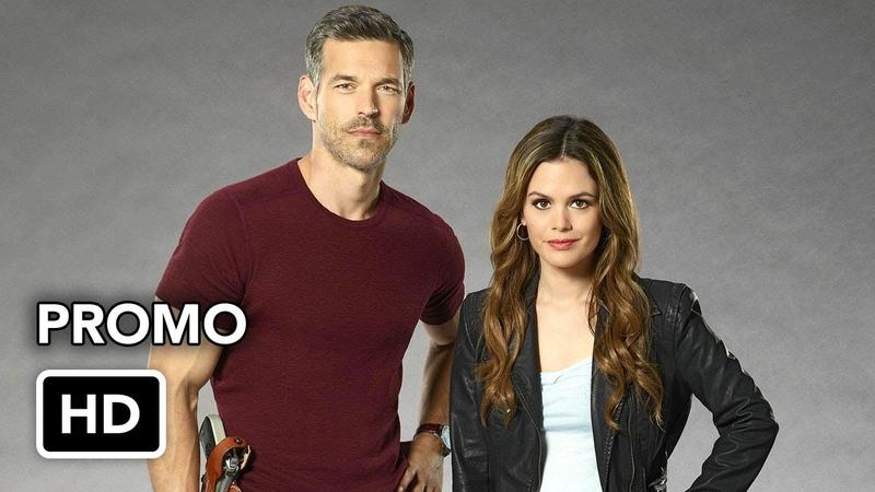 Take Two (ABC) Promo HD - Rachel Bilson, Eddie Cibrian series from Castle creators