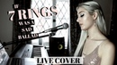 Ariana Grande - 7 Rings | Cover by Charlotte Hannah