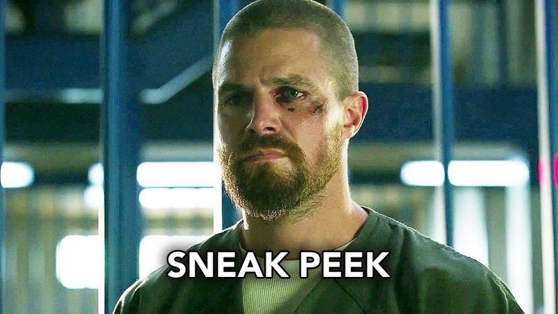 Arrow 7x01 Sneak Peek Inmate 4587 (HD)
