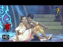 Aishwarya Performance | Dhee 10 | 18th April 2018 | ETV Telugu