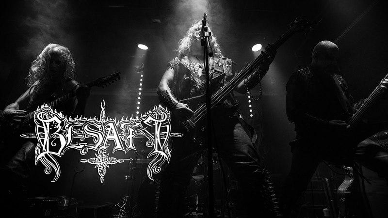 Besatt - The Ninth Spirit (live Chambéry - 7052016)