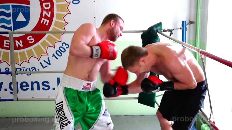 25.02.2015 Martiņš Kukulis (LAT) VS Gundars Priede (LAT) proboxing.eu