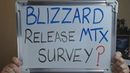 BLIZZARD Release MOBILE MICROTRANSACTION Survey to South America!!