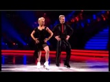 (HD) Jayne Torvill &amp Christopher Dean - Argentine Tango (Dance With Me) week 8 DOI6