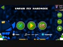 Geometry Dash Unfair Fly hardmode