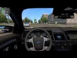 City Car Driving   Ford Taurus   Street Racing