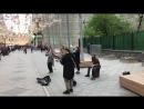 Beggin Madcon cover. Москва, ул.Никольская