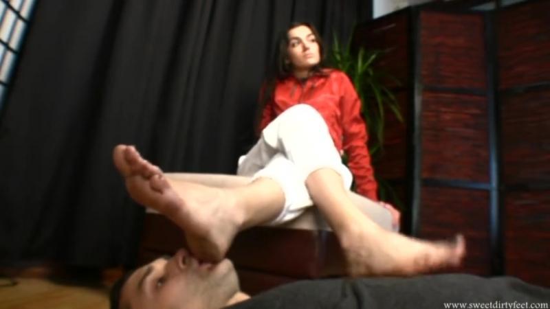 гуимплен ноги госпожи
