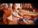 Мастер-класс за гончарным кругом / Керамика для детей / Гончарное искусство / Лепка из глины