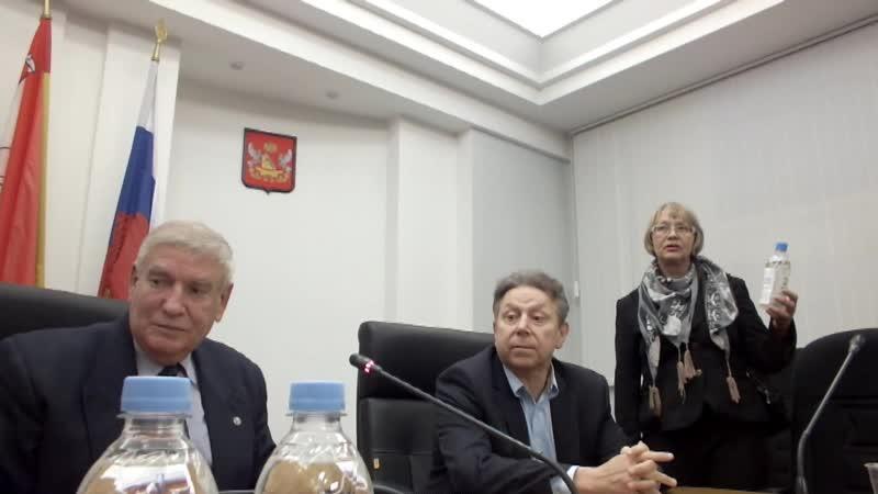 Отравленная вода_Пресс конференция в Воронеже_2014.12.12_1ч