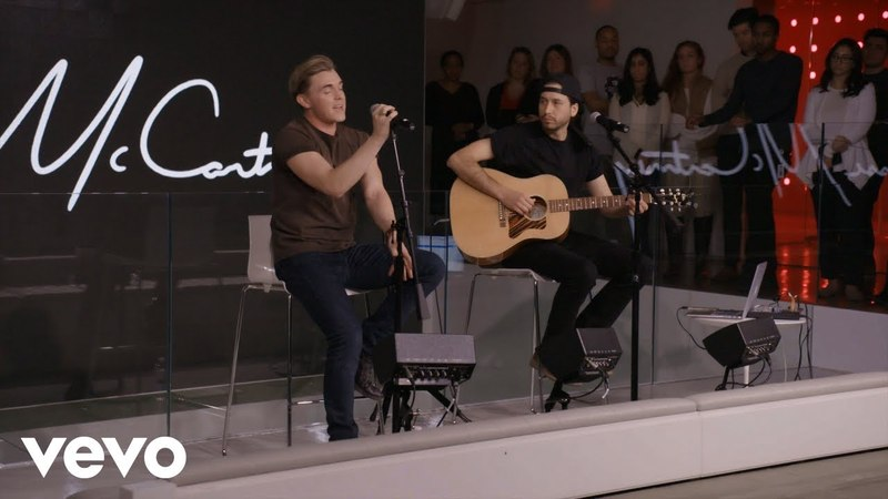 Jesse McCartney – Better With You (iHeartRadio Live Sessions on the Honda Stage)