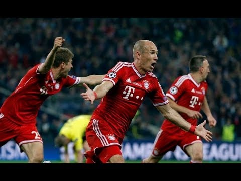 ᴴᴰ Arjen Robben • Best Moments