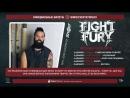 JOHN COOPER приглашает на концерты своего нового проекта - FIGHT THE FURY!