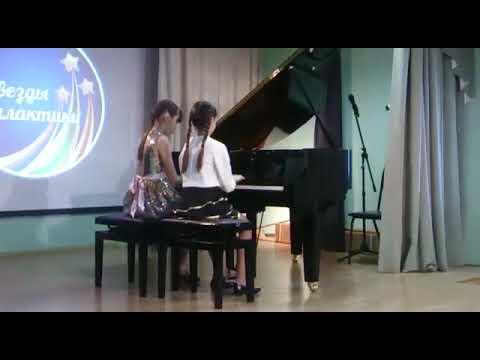 Д Шостакович Полька из второй балетной сюиты Общее фортепиано ансамбли