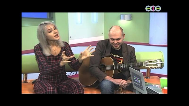Полина Кобец - певица, участница шоу Песни на Тнт , солистка и руководитель группы Uzoritsa » Freewka.com - Смотреть онлайн в хорощем качестве
