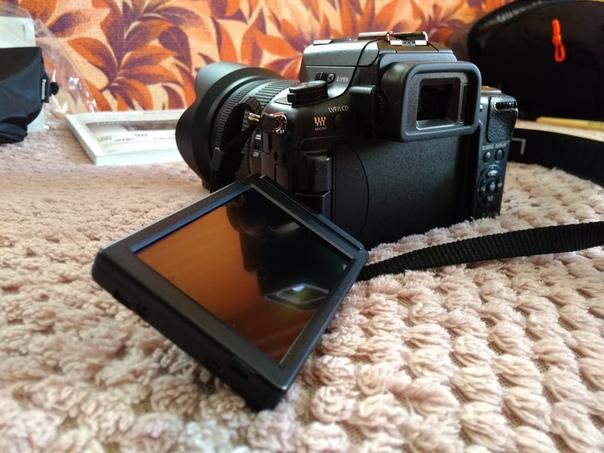 Фотоаппарат Panasonic lumix dmc-gh2