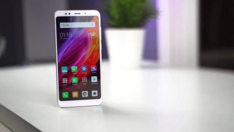 Обзор Xiaomi Redmi 5 Plus Омск