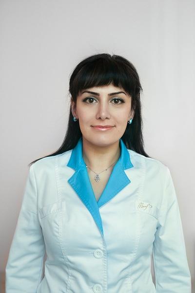 Наргиз Мамедова