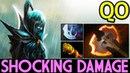 QO Phantom Assassin Insane Shocking Damage 7 13 Dota 2