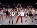 1Million dance studio Starships - Nicki Minaj  Beginner's Class