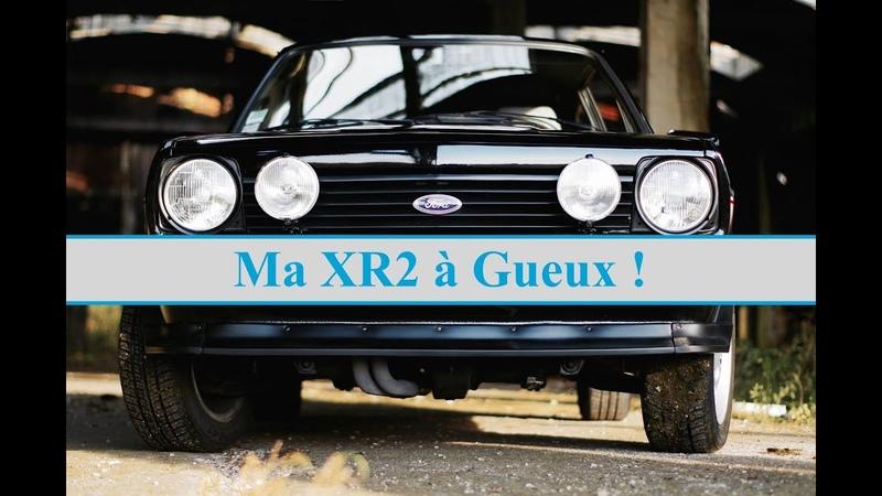 MA FORD FIESTA XR2 MK1 AU CIRCUIT DE GUEUX !