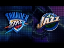 Utah Jazz vs Oklahoma City Thunder (25.04.2018)