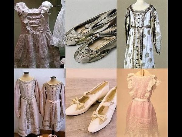 The Romanov children's belongings - Part 2