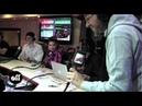 INNA @ Radio NRJ 01.09.10 Париж, Франция
