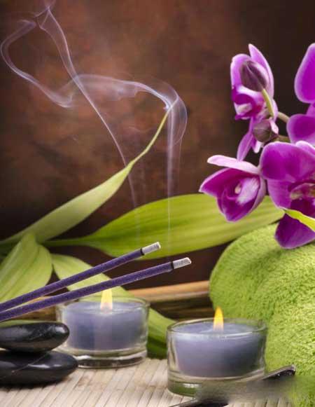 Гостиничные спа могут использовать ароматерапию, чтобы помочь гостям расслабиться.
