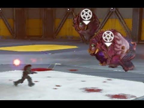 Doom Slayer vs Hell in a Different Perspective » Freewka.com - Смотреть онлайн в хорощем качестве