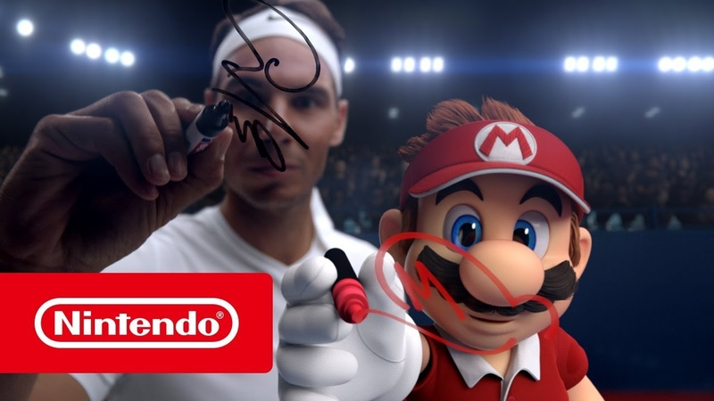 Трейлер Mario Tennis Aces — «Короли игры» (Nintendo Switch)