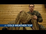 Whats in the backpack of a US Marine on cold weather training