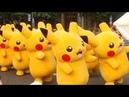 Pokemon Pikachu Dance Song - Nhạc thiếu nhi vui nhộn cho bé