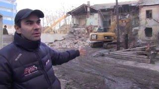 Беззаконие властей Самарской обл Снос дома ул Печерская 25 г Самара