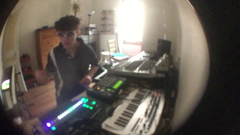 Sweely Home Music with Minilogue - Mpc 1000 - TR 8 - Roland JX 3P - Ableton Live