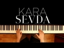 мелодия из сериала Черная любовь на пианино 1 _ Kara Sevda OST - Anlatamam Piano Cover