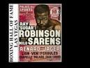 Sugar Ray Robinson KOs Emile Sarens November 16, 1963