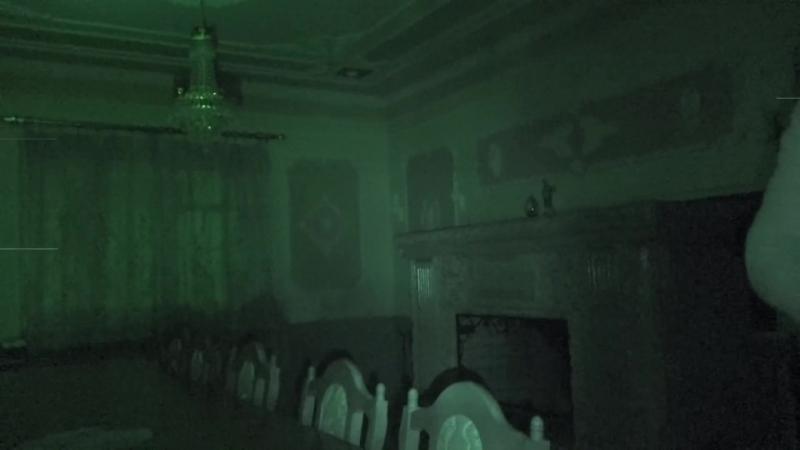 НОЧЬ в доме с Паранормальными явлениями - GhostBuster ¦ Охотник за привидениями