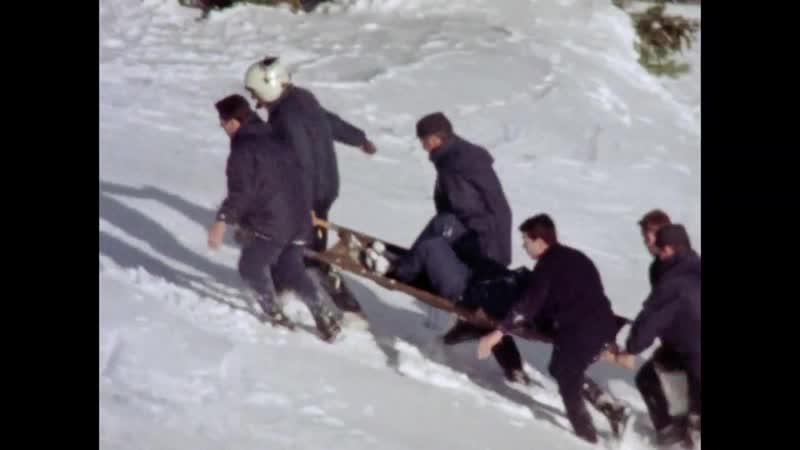 The Full Grenoble 1968 Winter Olympic Film _ Olympic History