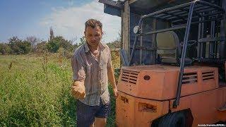 Крымское село Перекоп после «химической атаки»