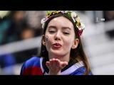Фанатки чемпионата мира по футболу: красота и креатив