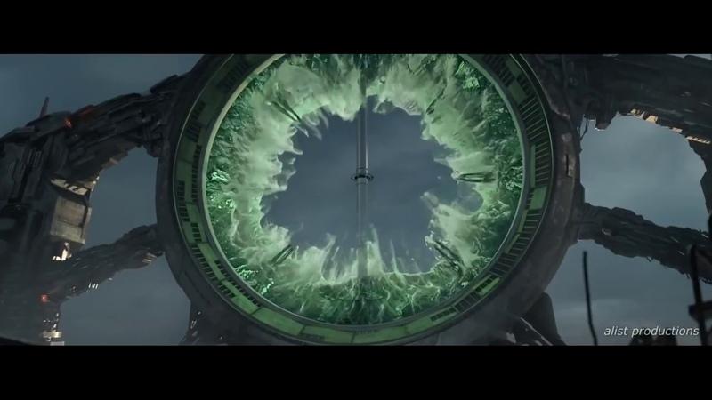 зеленый фонар 2020 трейлер