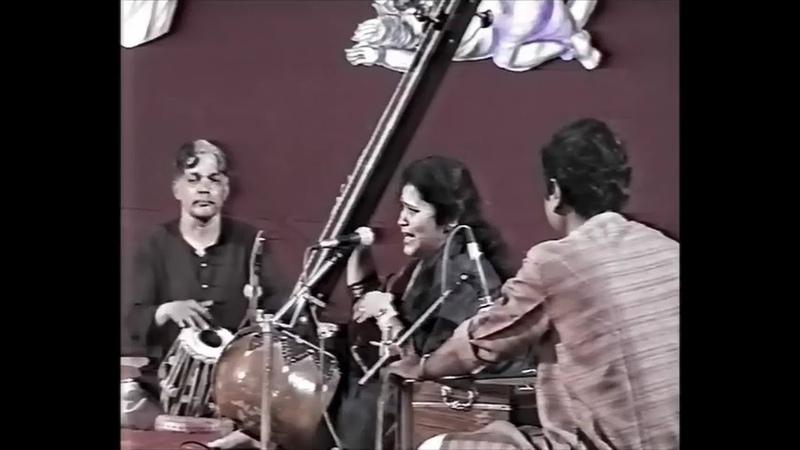1999 0330 Eve of Hanumana Puja Vocal Concert Meena Phatarpekar Pune India